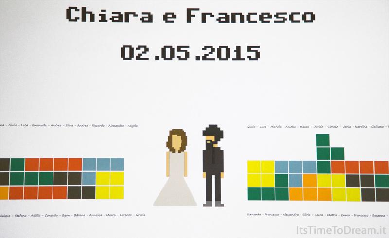 Chiara e Francesco Oggi Sposi