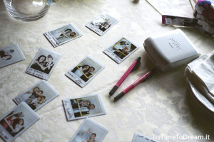 Instax Wedding Project